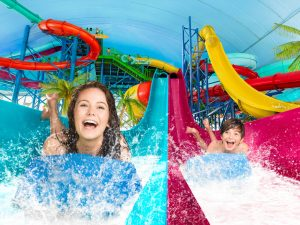 Experience Fallsview Indoor Waterpark this Family Day in Niagara Falls.