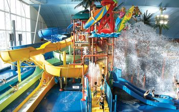 Fallsview Indoor Waterpark Beach House