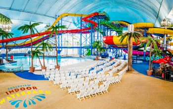 Fallsview Indoor Waterpark Beach